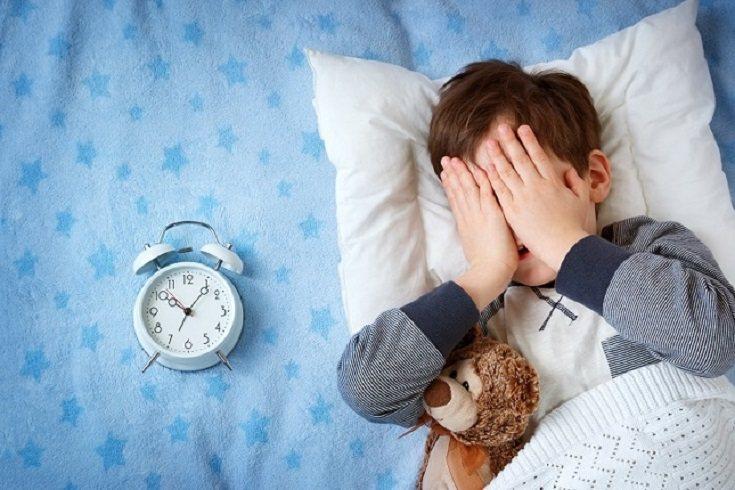 Son muchos los niños los que tienen serios problemas a la hora de conciliar el sueño