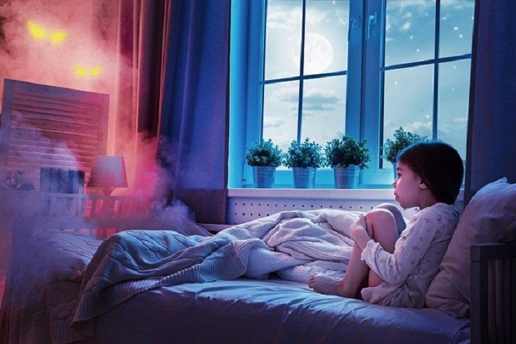 Hay que indicar que el sueño es un hábito que los niños van adquiriendo poco a poco