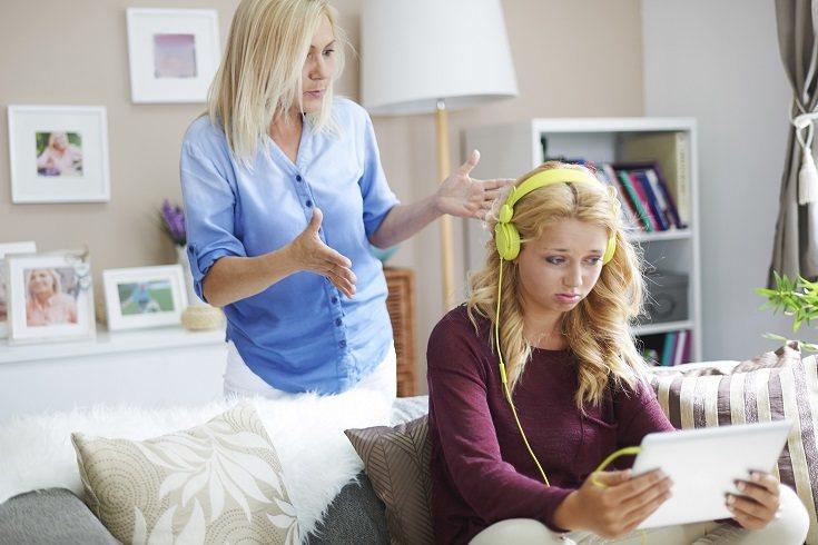 Es importante establecer una buena relación con tu hijo adolescente