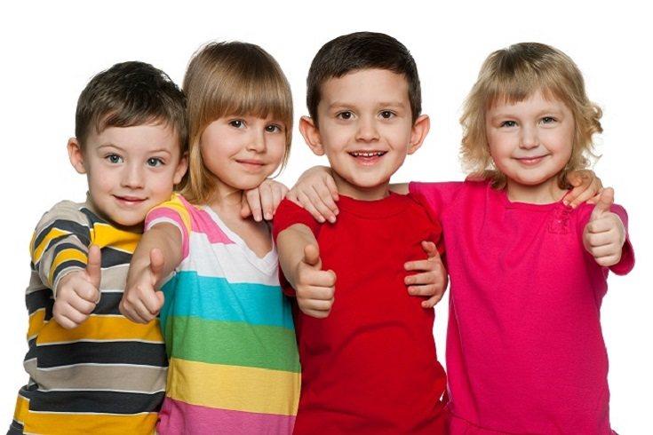 Un niño pequeño puede mostrar grandes emociones y bastante intensas