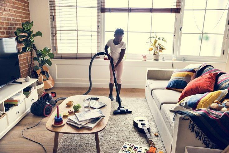 No importa la edad que tengan tus hijos, pueden colaborar en las tareas del hogar