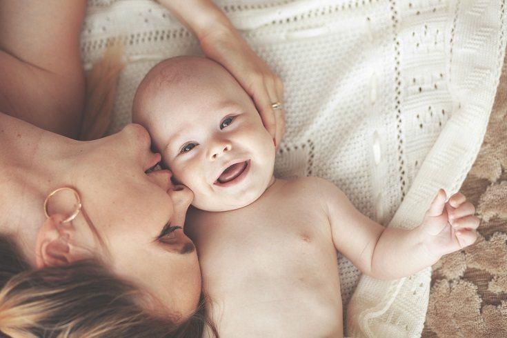 Los bebés están vinculados a sus madres desde antes del nacimiento