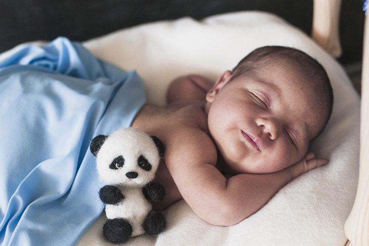 El tener cerca el cuerpo de sus progenitores también ayuda a estar controlando la temperatura corporal del bebé