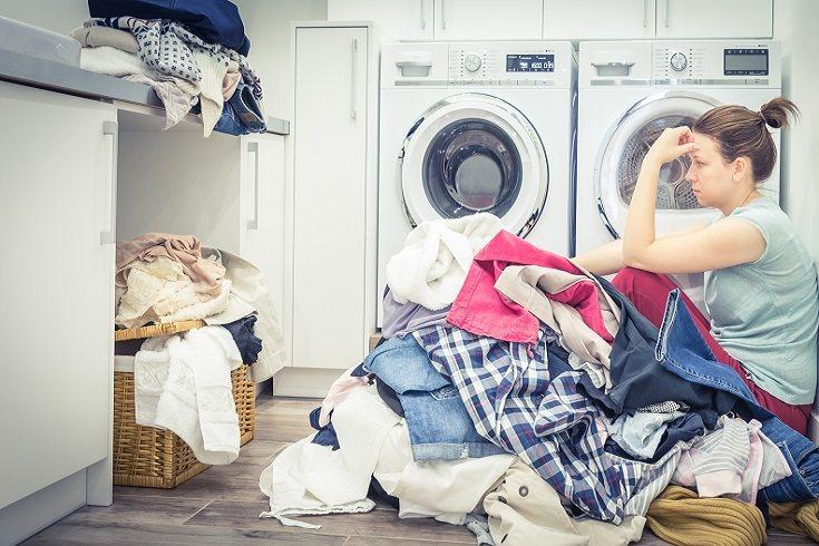 Ser madre que se queda en casa puede ser muy estresante