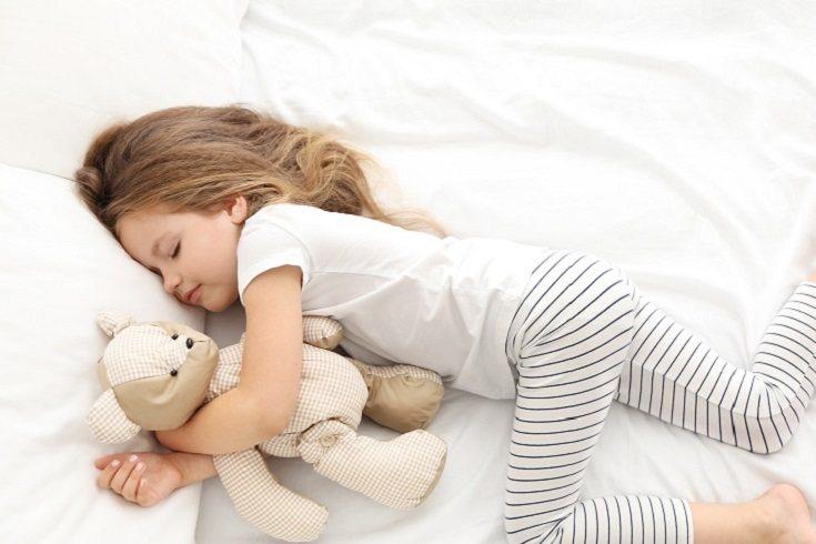 En muchas ocasiones los pequeños duermen mal y no descansan las horas que el cuerpo necesita