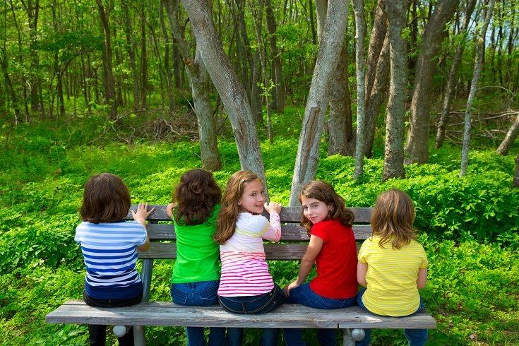Los niños quieren sentirse queridos y amados todo el tiempo