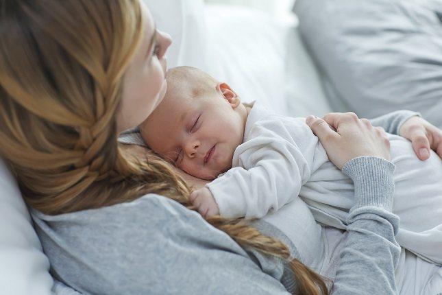 Los cambios hormonales afectan a la madre, y también al padre