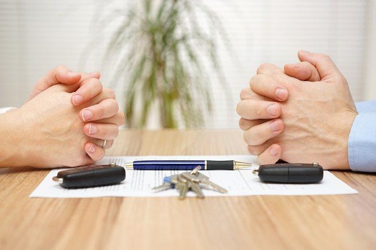 Los divorcios no son fáciles de superar