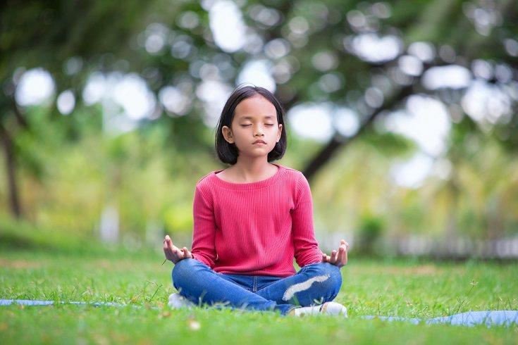 El método de la rana es un método de relajación creado especialmente para los niños