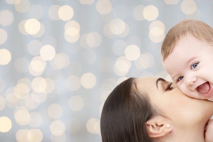 Un bebé que se siente cuidado, querido y aceptado se desarrollará de forma exitosa en el futuro