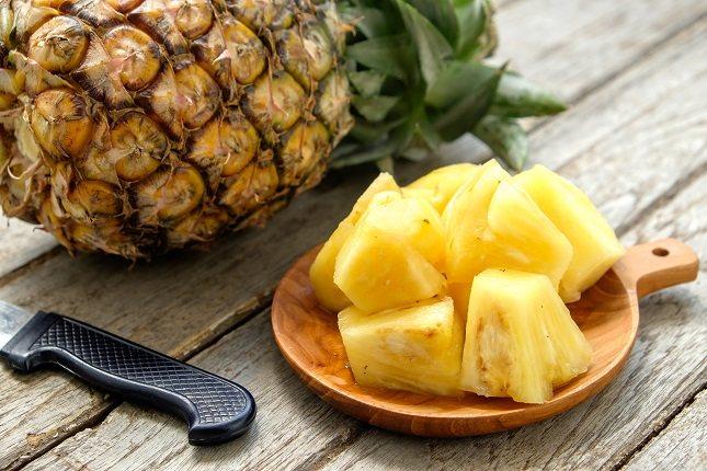 Es una fruta diurética, rica en fibra y un potente desintoxicante