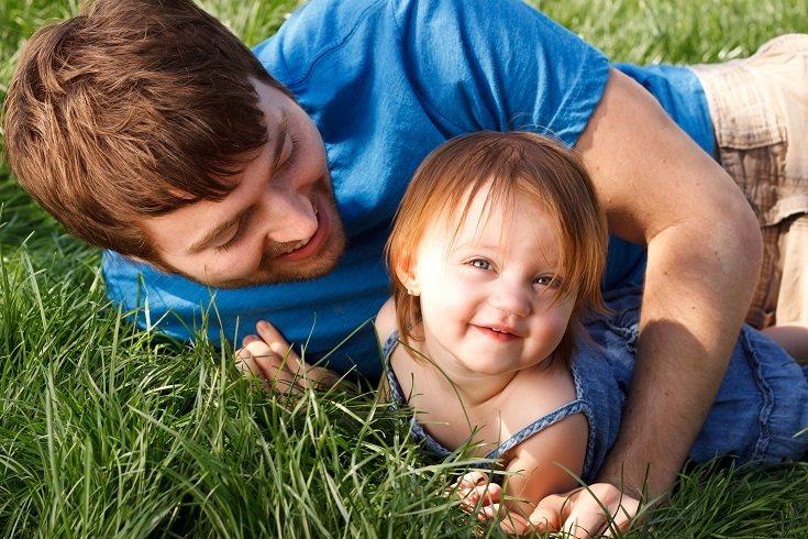 Cuando te conviertes en padre, toda tu vida cambia