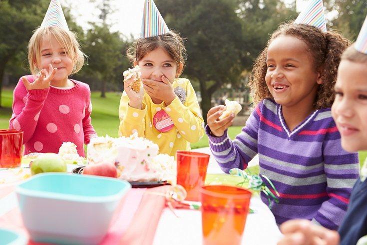 Un gran tema para géneros y niños de todas las edades, puede ser creativo con la comida y la decoración
