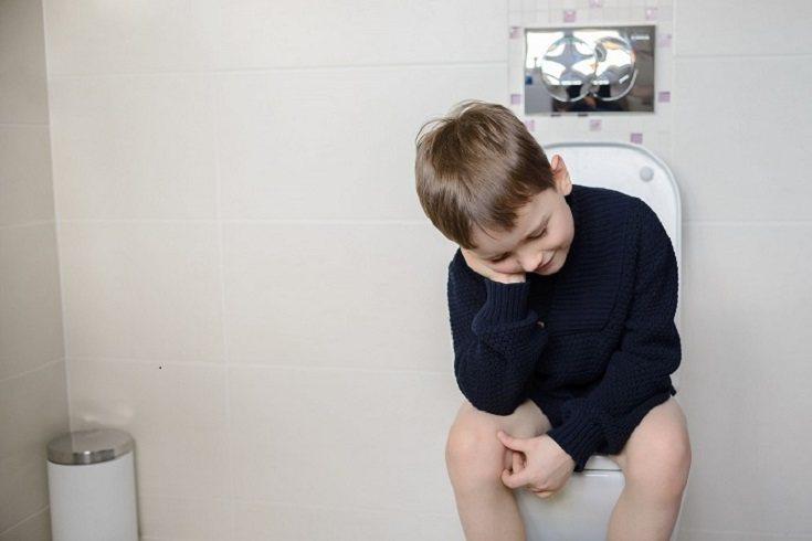 El estreñimiento durante la infancia es un problema bastante habitual