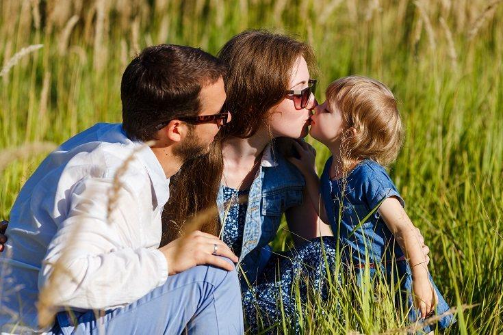 Una carta de amor puede ser escrita hacia los hijos o hacia la pareja