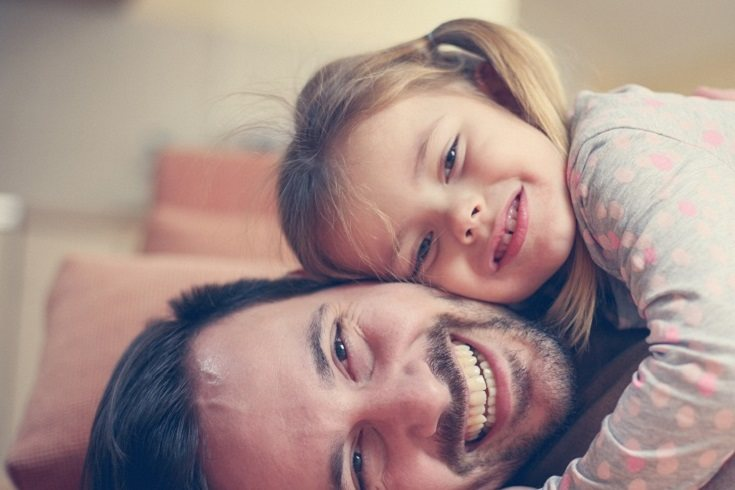 Con mucha imaginación y con ganas puedes alegrar el día a cualquier padre