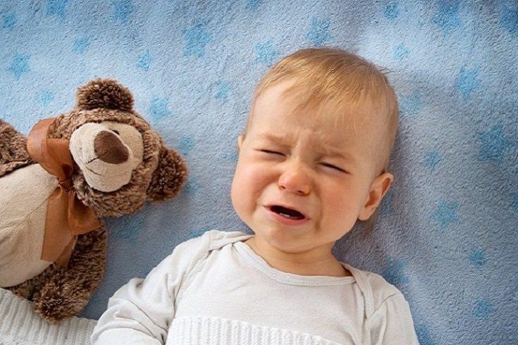 Es bastante habitual que muchos be bebés presenten una lengua de color blanquecina