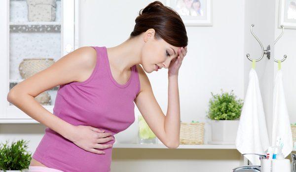 Se puede sufrir las náuseas típicas de cualquier embarazo