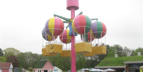 Parque de atracciones Peppa Pig World