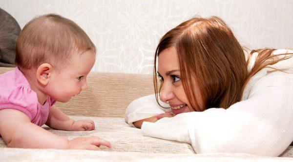 Centra toda la atención en tu bebé