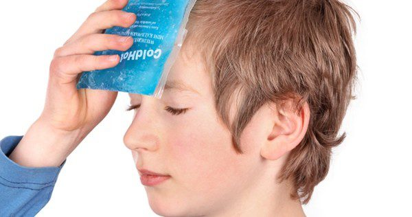 remedio casero para el dolor de cabeza ninos