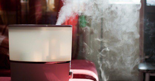 Los humidificadores humedecen el ambiente de una estancia