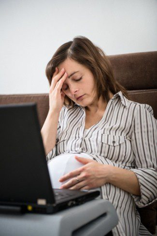 El estrés produce dolor de cabeza