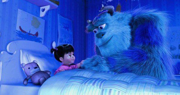 Sulley tendrá que devolver a Boo, quien se ha colado en Monstruopolis