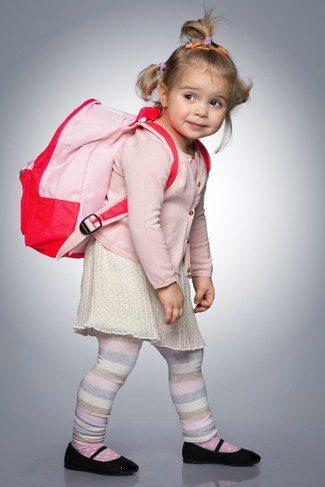 Una mochila pesada influye en su salud