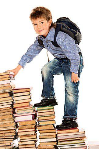 Debes pesar regularmente la mochila de tu hijo