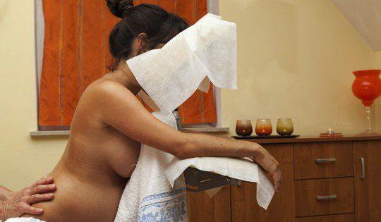 La fasciaterapia es una técnica de relajación manual