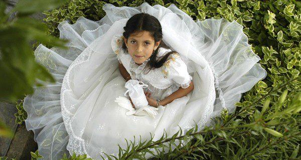 Un reportaje fotográfico puede ser un buen regalo para las niñas