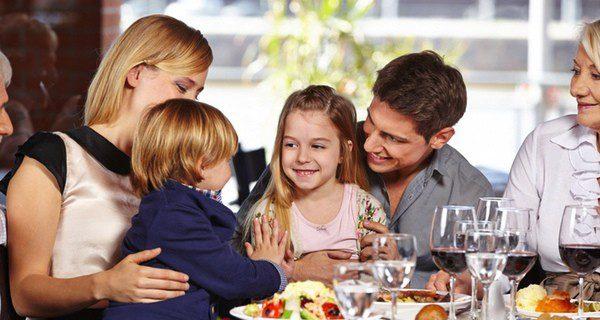 Las familias de hoy día no son tan tradicionales como antaño