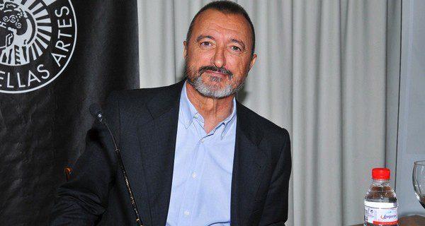 Arturo Pérez-Reverte, autor de 'Patente de Corso'