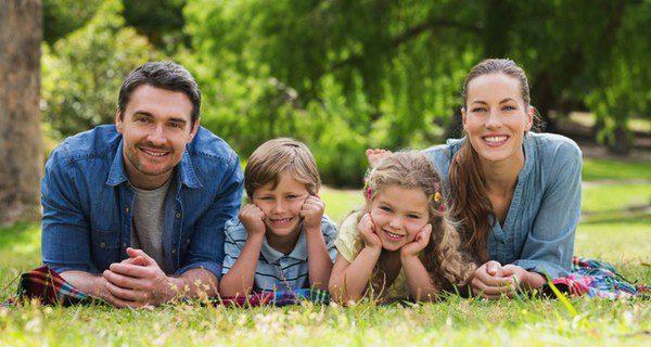 Organiza un día familiar al aire libre