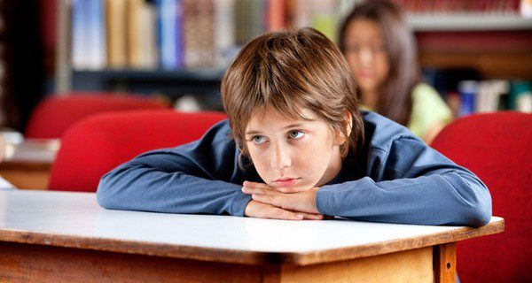 Los niños hiperactivo se cansan rápidamente de las actividades