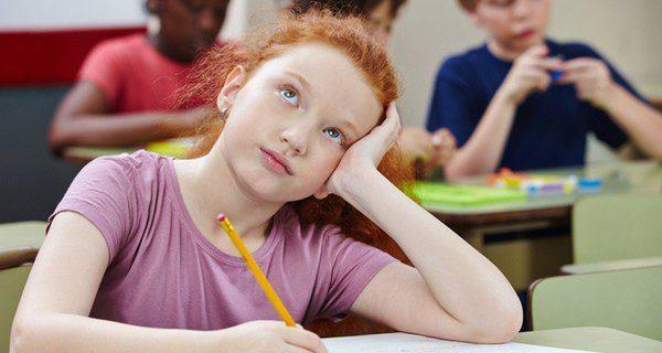En el colegio no consiguen terminar de concentrarse