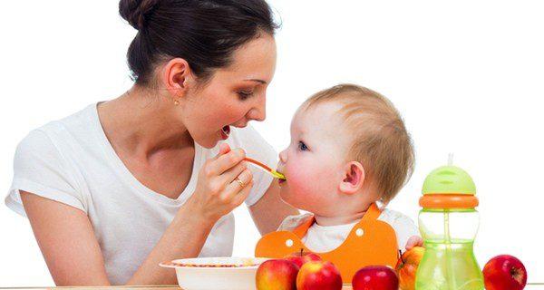 Las frutas son ideales para hacer papillas a nuestro bebé