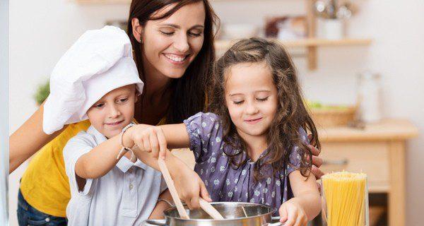Men del d a de la madre cocina para tus hijos bekia padres - Casa asia empleo ...