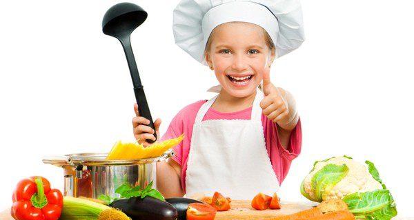 Ella te cocina todos los días, haz tu la comida en su Día