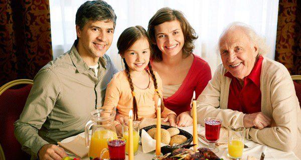 Puedes sorprender a tu madre con una cena en familia