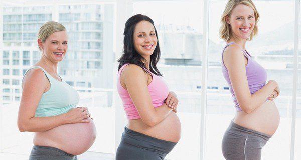 Quiérete durante el embarazo y disfruta