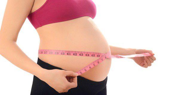 No tengas miedo a engordar. Disfruta de la experiencia de ser madre