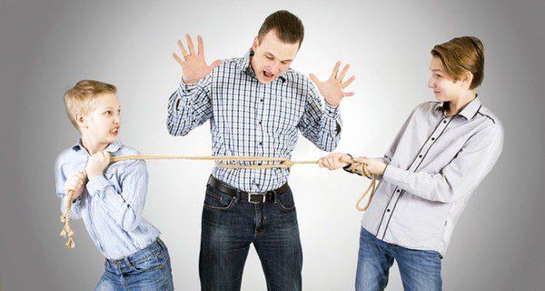 Los celos entre hermanos son muy comunes