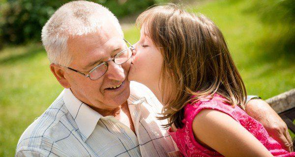 La muerte de los abuelos no tiene porqué ser traumático
