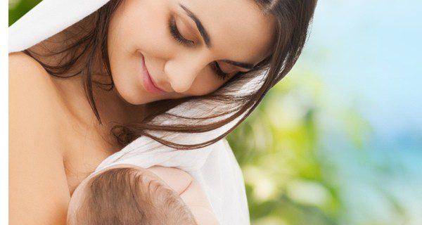 Beneficios de una dieta adaptada a la lactancia