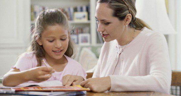 La familia puede jugar el rol de profesor