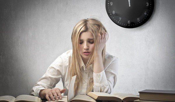 Si se ha suspendido más de una asignatura habrá que buscar tiempo para cada una