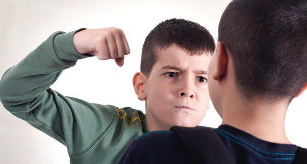 Detecta si tu hijo es un maltratador