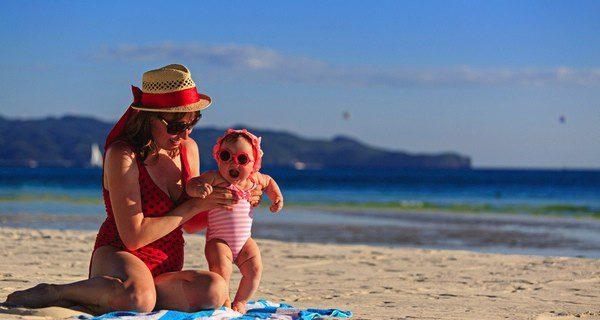 Disfrutaremos de la compañía de los pequeños durante las vacaciones